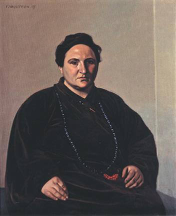 《ガートルード・スタイン》1907年
