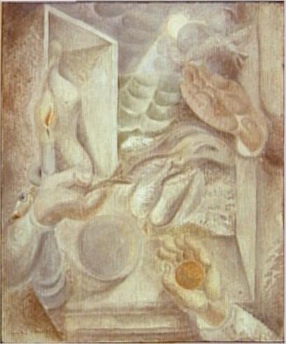 「四元素」(1923年)