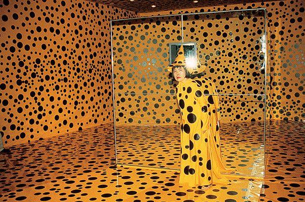 1993年第45回ヴェネツィア・ビエンナーレ「鏡の部屋:かぼちゃ」