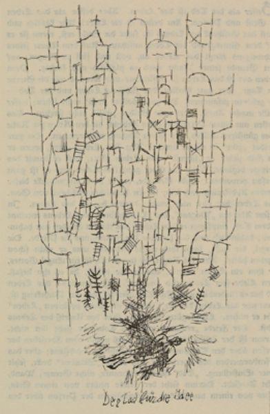 パウル・クレー「Death for the Idea」(1915年)