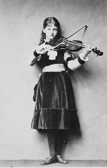 Lewis Caroll, Alexandra Kitchin, 1873