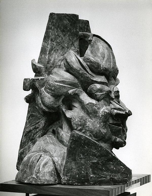 《Antigrazioso》1912-1913年