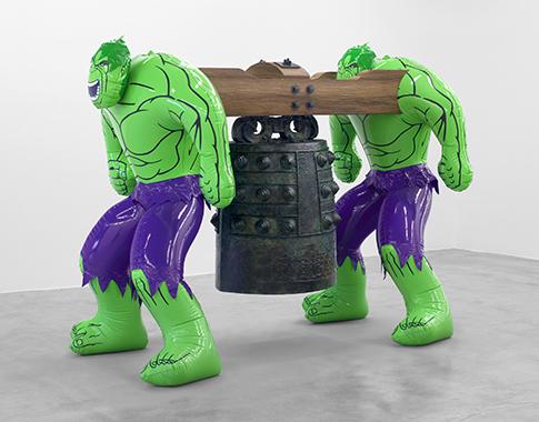 《Hulks (Bell)》2004-2012年 公式サイトより。