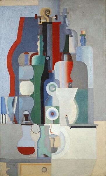 「静物」(1922年)