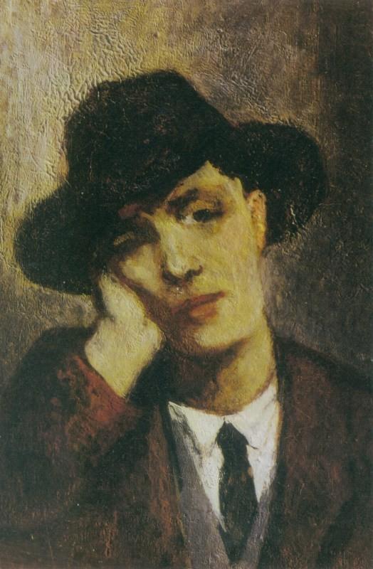 「モディリアーニの肖像」