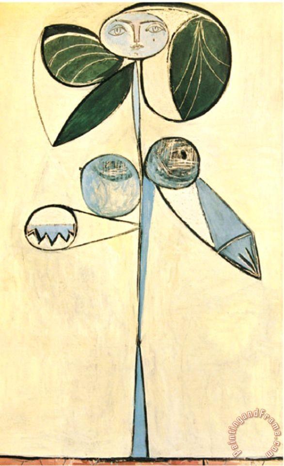 『花の女』(1946年)
