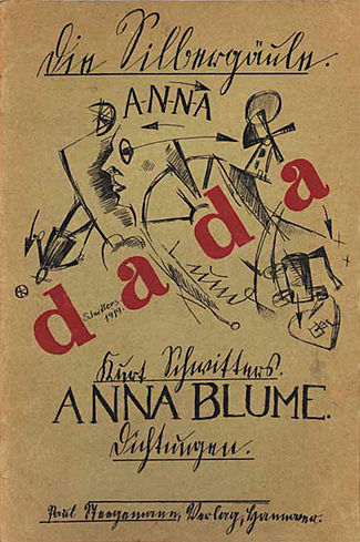 『アンナ・ブルーメ、詩集』(1919年)
