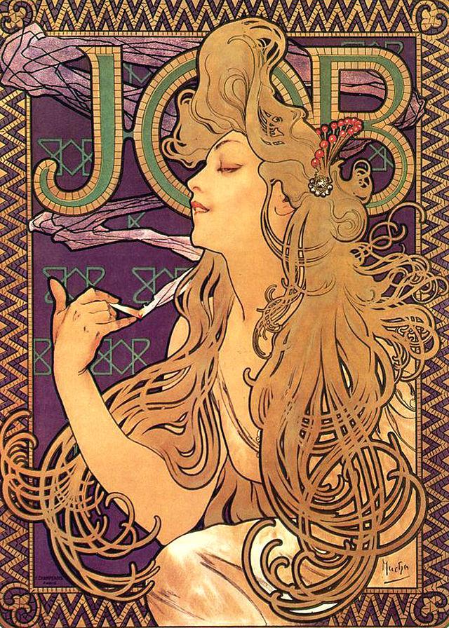 「ジョブ」1896年