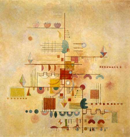 《緩やかな上昇》(1934年)