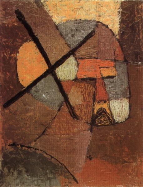 パウル・クレー「Struck from the List」(1933年)