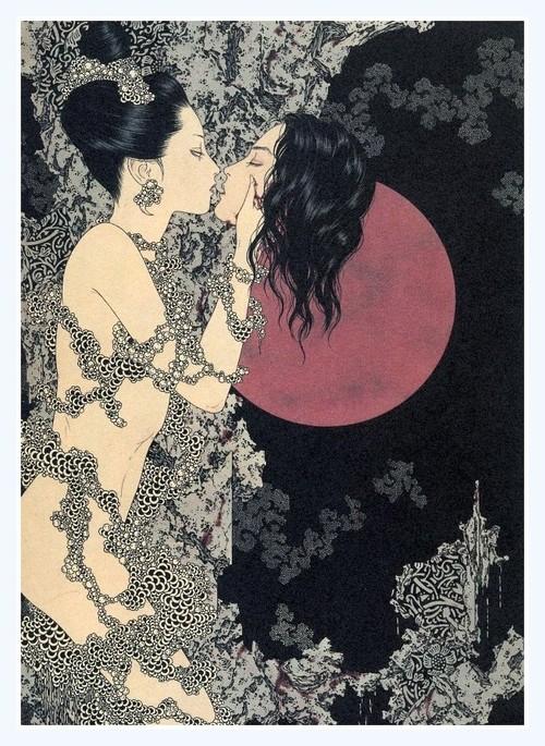 「おまえに接吻するよ、ヨカナーン」2005年