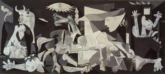 「ゲルニカ」1937年