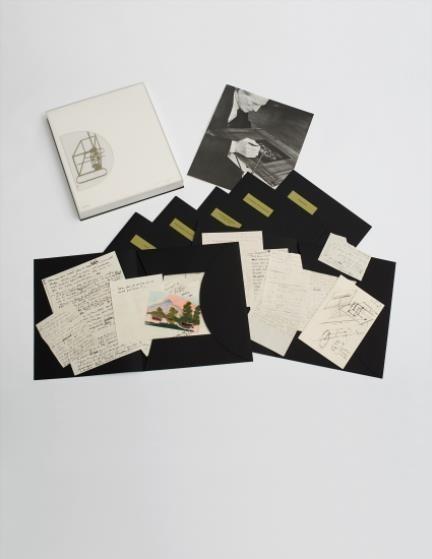 マルセル・デュシャン《ホワイト・ボックス》1967年