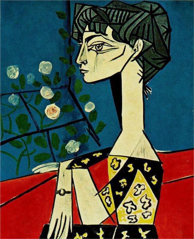 『花とジャクリーヌ』(1954年)