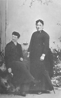 マティスの父と母