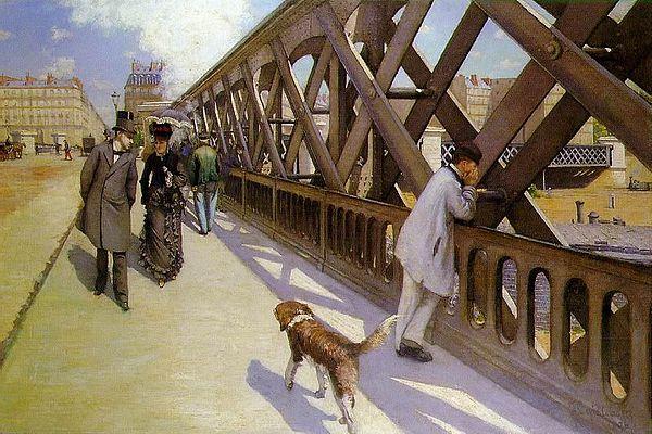 《ヨーロッパ橋》1878年