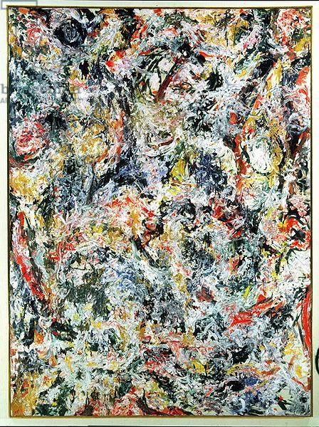 ジャクソン・ポロック「香気」(1955年)