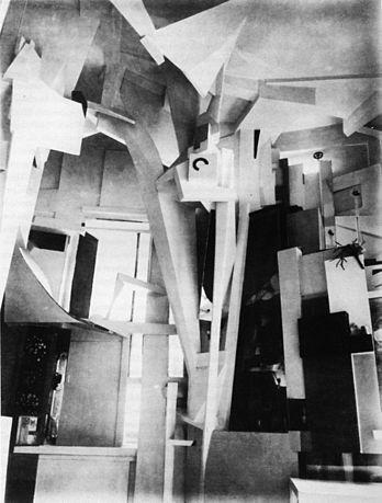 ハノーヴァーのメルツバウ(1933年)