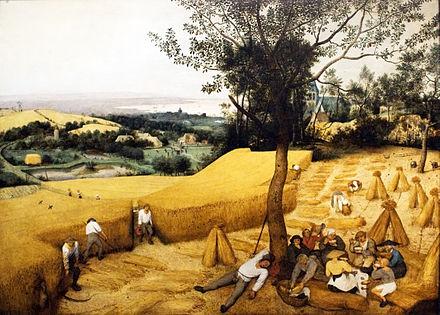 《ハーベスター》(1565年)