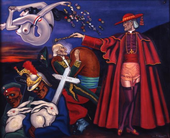 クロヴィス・トレイユ「記念館」(1931年)