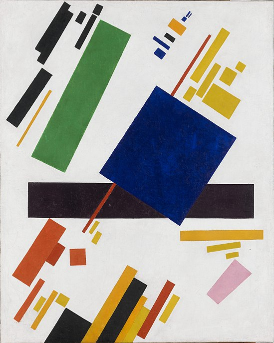 《Suprematist Composition》(1916年)