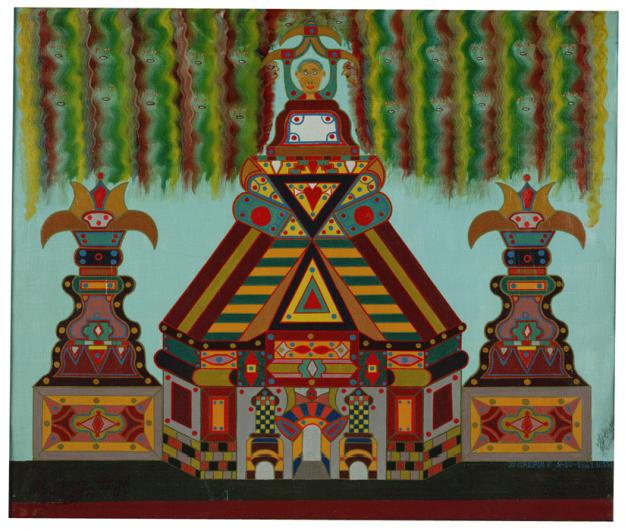 『Composition n°151』(1941年)
