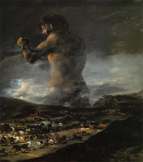 《巨人》1808年