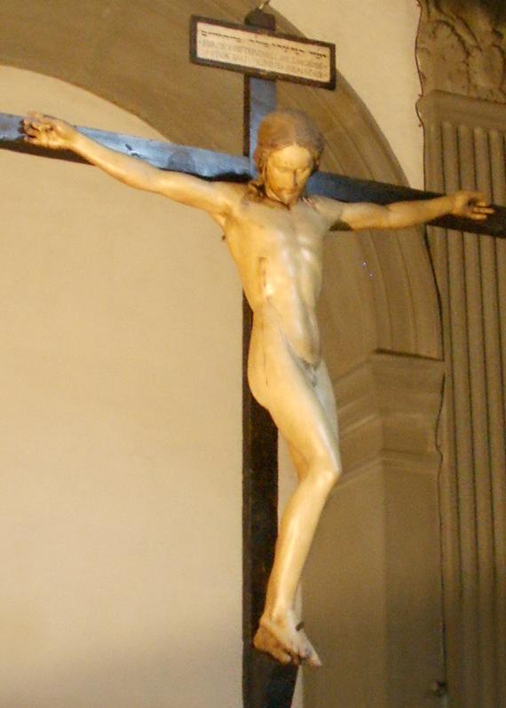 十字架の彫刻(1493年)