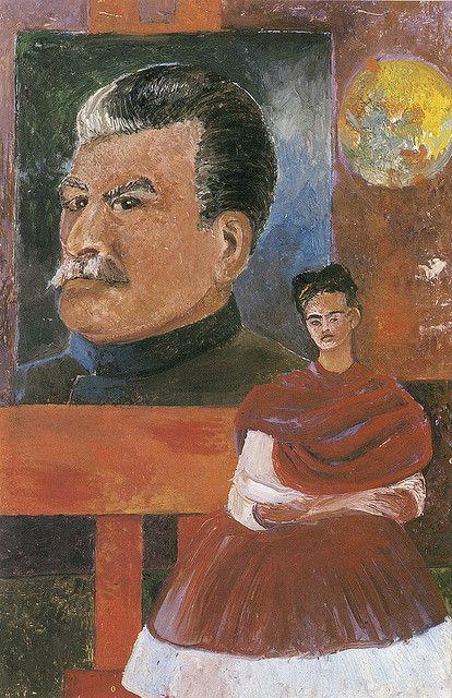 《フリーダとスターリン》(1954年)