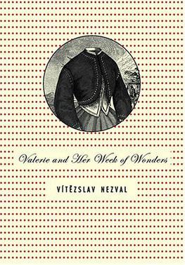 原作の『ヴァレリエと不思議な一週間』表紙。