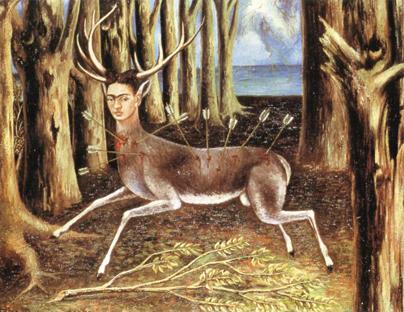 《傷ついた鹿》(1946年)
