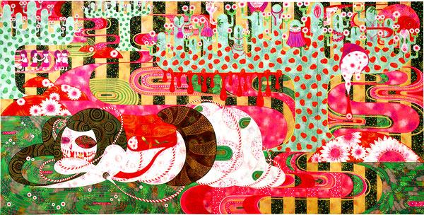 谷口ナツコ「はるになったら」(2007年)