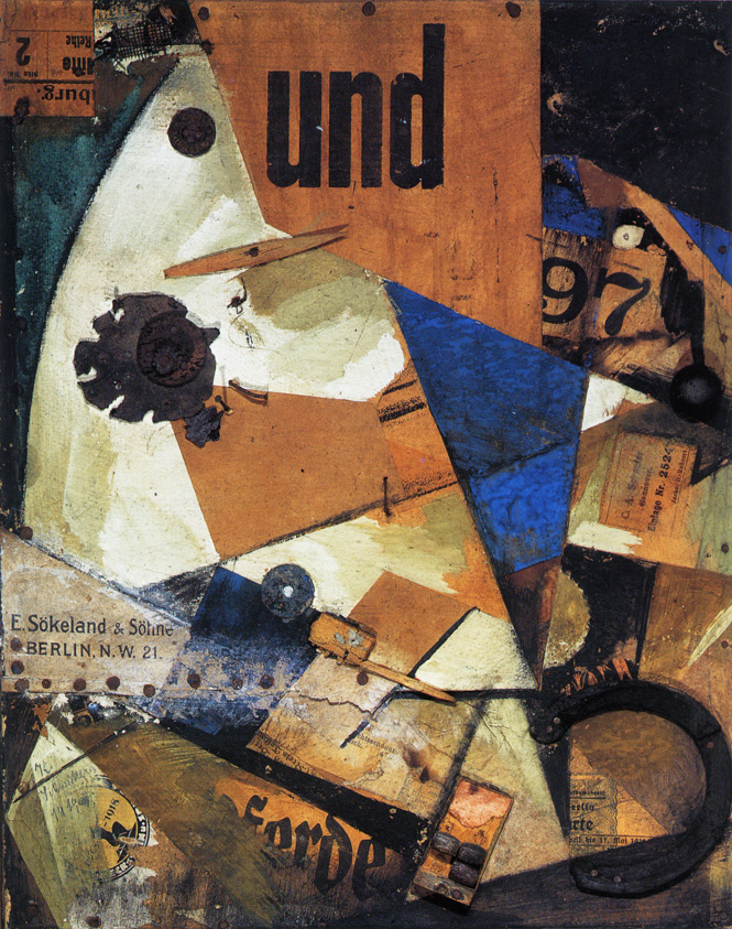 Das Undbild, 1919, Staatsgalerie Stuttgart