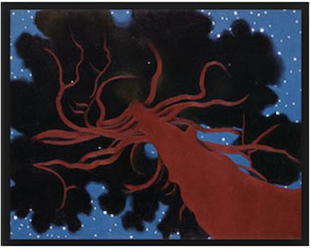 《ローレンスの木》1929年