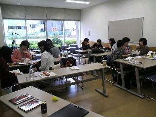 第3期授業風景