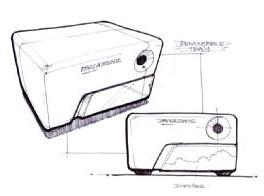 Komplexe CFK Strukturen in Sichtcarbon