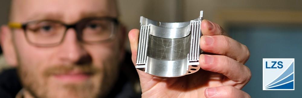 Thermostabiles CFK-Ausgleichselement