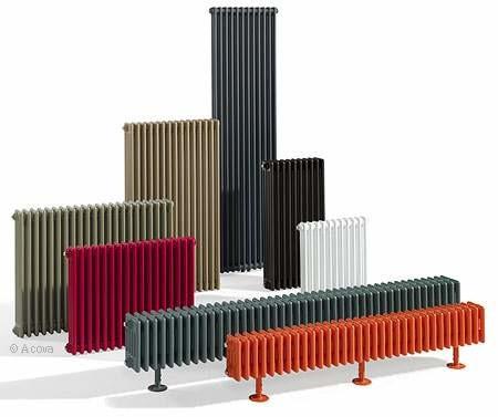 Chauffage radiateur ACOVA : Des radiateurs qui s'intègreront dans toutes vos pièces.