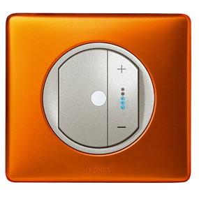 Électricité générale : Cet interrupteur LEGRAND dispose d'un variateur intégré.