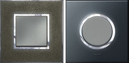 Électricité générale : LEGRAND ne faiblit pas dans le domaine de l'appareillage design.