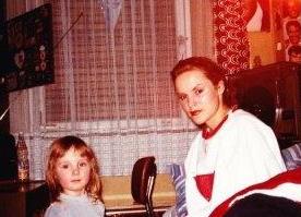 Klein-Tanja und Susi 1983