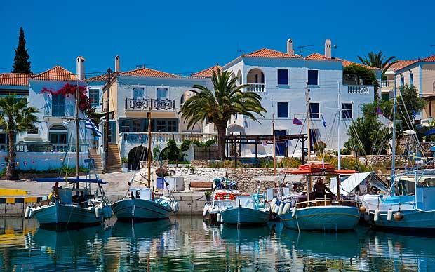 Port de Spetses
