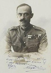 Nikolaos Plastiras à la fin des années 1920