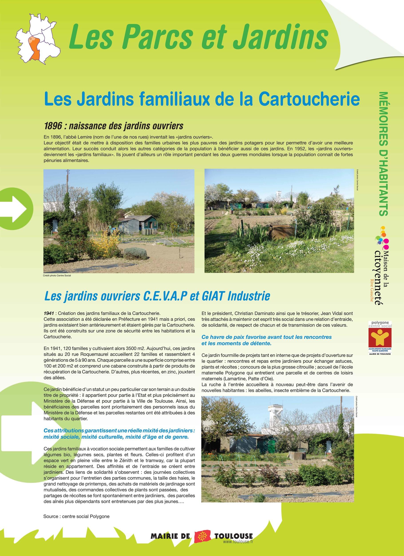 Jardin Ouvrier Le Havre les jardins ouvriers de la cartoucherie. - association