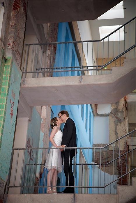 Factory Hotel Hochzeitsbilder