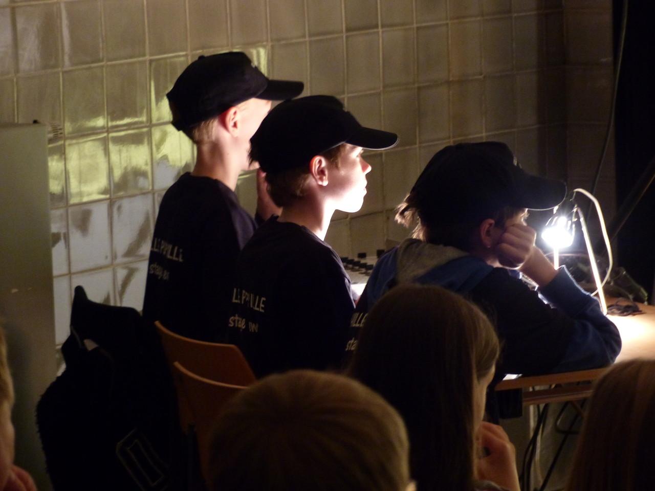 Lichttechnik live, Foto:Falley