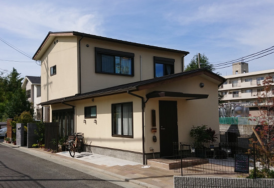 八尾市・A食堂兼住宅