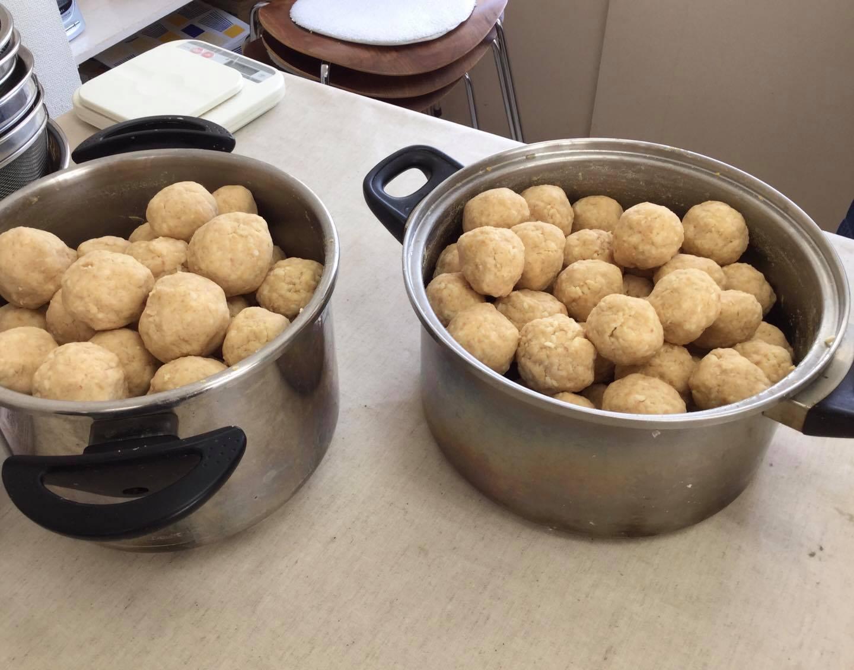 暮らすクラス「手作り味噌を作ろう」