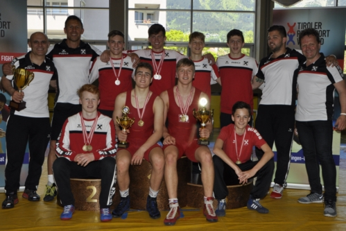 Tolle Teamleistung in Innsbruck