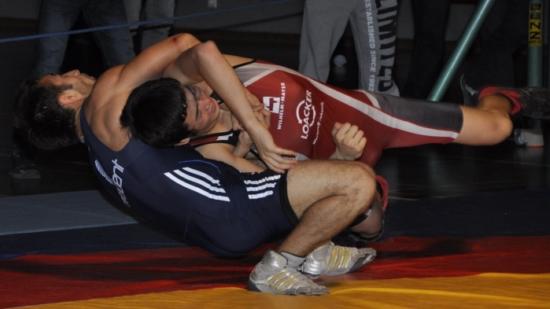 Ramaz siegte überlegen in GRECO bis 62kg